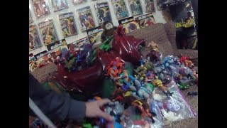 Video HOARDING HEMAN, Huge Pile Of MOTU TOYS,  Rare appearance of Trundaxx, MP3, 3GP, MP4, WEBM, AVI, FLV Juli 2018
