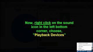 Download Lagu How to fix Skype Audio problem[Music through the speakers] Mp3