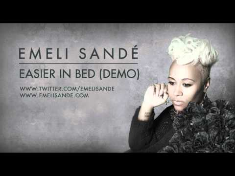 Emeli Sandé - Easier In Bed (Acoustic Version) lyrics