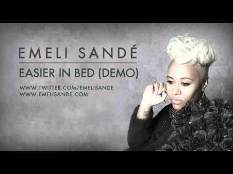 Tekst piosenki Emeli Sandé - Easier In Bed (Acoustic Version) po polsku