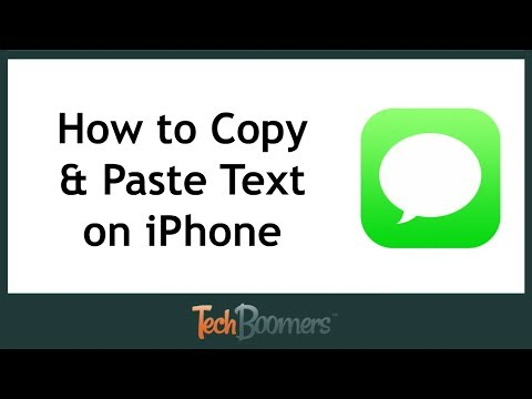 Video How to Copy and Paste Text on iPhone download in MP3, 3GP, MP4, WEBM, AVI, FLV January 2017