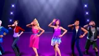 Barbie a Princesa e a Pop Star - Cenas Bônus - Dublado BR - HD