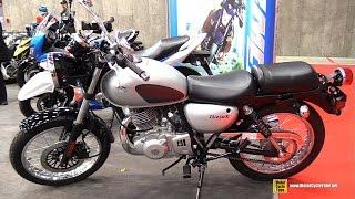 9. 2015 Suzuki TU250X - Walkaround - 2015 Salon Moto de Quebec