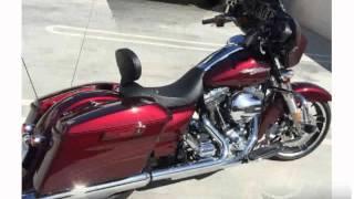 3. 2014 Harley-Davidson Street Glide Special Specs