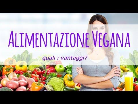 alimentazione vegana: quali sono i vantaggi?