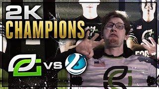COD:WWII 2K CHAMPIONS!! Grand-Final Match (OpTic Gaming vs LG)