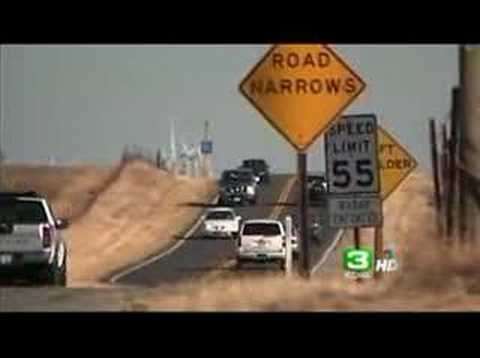 Residents Near Suisun City Welcome Highway Barriers