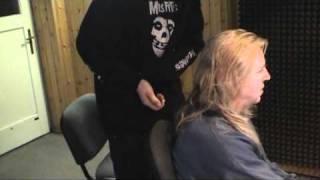 Video nahrávání (studio Sklep)