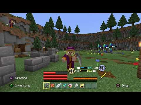 MINECRAFT BEDROCK EDITION THE RAID PVE MAP DOWNLOAD + TUTORIAL