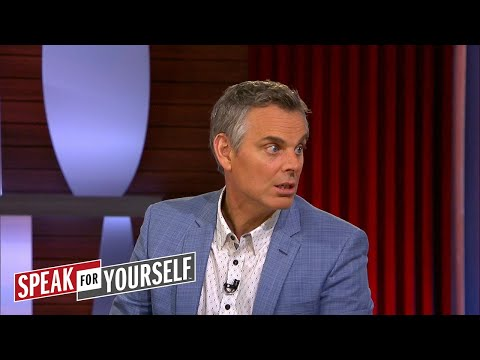 Colin Cowherd reacts to Deshaun Watson tearing his ACL in practice | SPEAK FOR YOURSELF (видео)