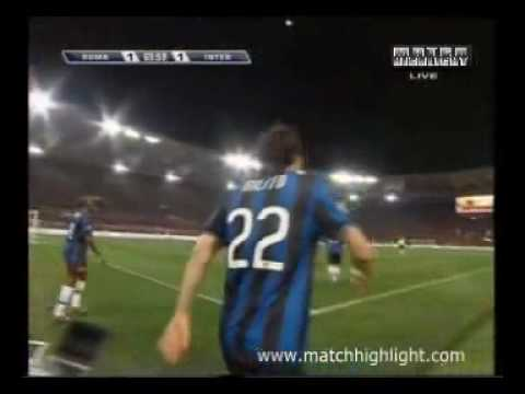 AS Roma 2 - 1 Inter Milan (Marzo 2010)