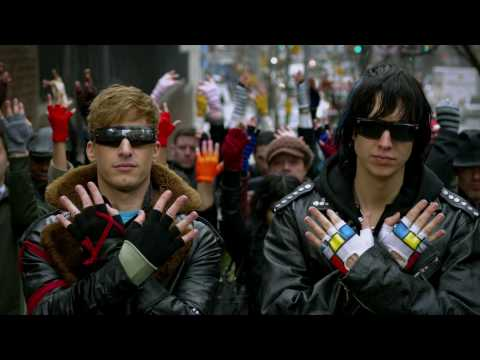 digital short - http://www.itunes.com/thelonelyisland The video for Boombox is here! From The Lonely Island's debut album