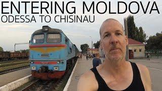 Chisinau Moldova  city photo : Crossing from Odessa Ukraine to Chisinau Moldova