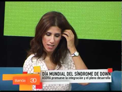 Watch video Síndrome de Down: Entrevista a ASDRA