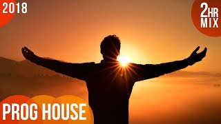 ♫ Progressive House Essentials 2018 (2-Hour Mix) ᴴᴰ