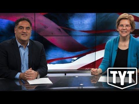 Elizabeth Warren Interview On TYT