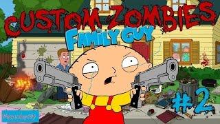 Video Custom Map Zombie #130 : Family guy les armes sur-cheaté !!!! MP3, 3GP, MP4, WEBM, AVI, FLV Mei 2017