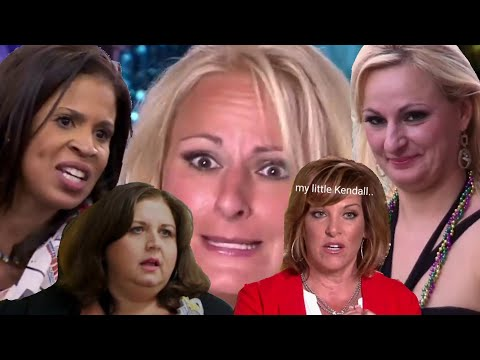 Dance Moms funniest fights