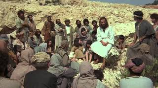 The Story of the Life and Times of Jesus Christ (Son of God). According to the Gospel of Luke. (Canada) Ojibwa, Western / Ojibway / Ojibwe / Plains Ojibway ...
