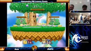 This recovery is fucking nuts by Aero vs Axe in Project M
