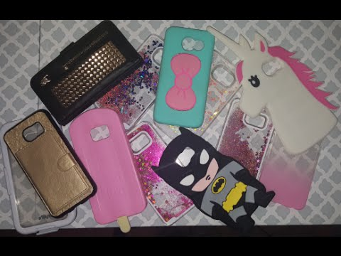 Galaxy S6 Phone Case Collection