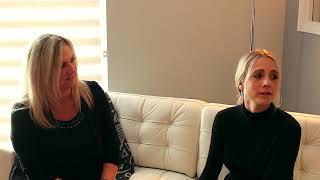 Campagne 2018 - Danièle Vigeant et Amélie Martel