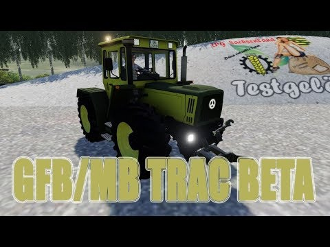 GFB/MB Trac Beta