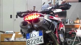 6. My Ducati Hypermotard 1100 Evo Sp con Termignoni