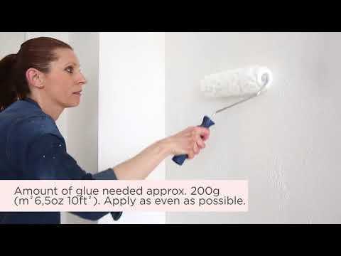 How to apply Novelio® Wall Covering