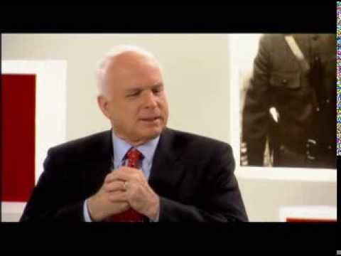John McCain guest hostsTCM Paths of Glory open.