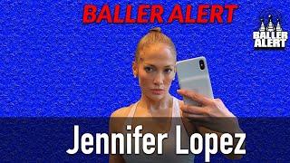 Baller Alert Exclusive - Jennifer Lopez Talks Ice Age