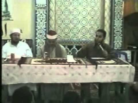 الشيخ محمد يحيى محاضرة في ليلة القدر