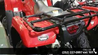 9. 2016 Honda FourTrax® Foreman® 4x4 ES Power Steering Rec...