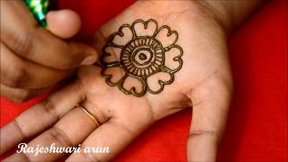 Download Lagu Simple Arabic Mehndi Design For Hands * Latest New Mehndi Design *Easy Beautiful Henna Mp3