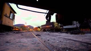 Time-lapse Tuesday - DSNGRR Roundhouse