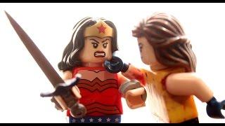 Download Video Lego Wonder Woman- First Blood MP3 3GP MP4