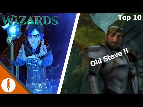 Wizards Tales of Arcadia Trailer 10 Things you missed !!!