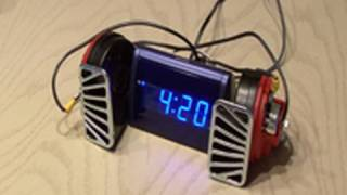 Have Trouble Waking Up In The Morning? Use This World's Loudest Alarm Clock!