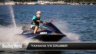 4. Yamaha VX Cruiser