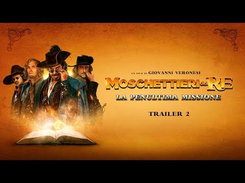 Preview Trailer Moschettieri del Re, trailer ufficiale