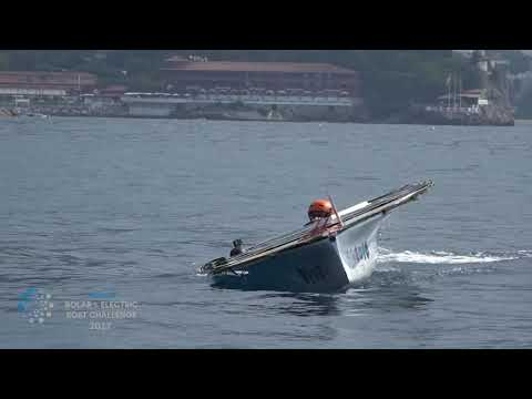 Monaco Solar & Electrical Boat Challenge - Final