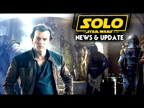 NEW Solo A Star Wars Story Footage Coming Soon! (Han Solo Movie)