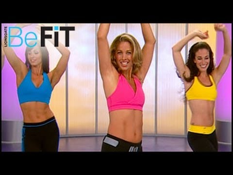Fat-Burning Cardio Latin Dance Workout: Denise Austin