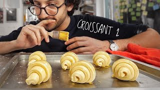 I Try To Make Croissants For The First Time... by Alex French Guy Cooking