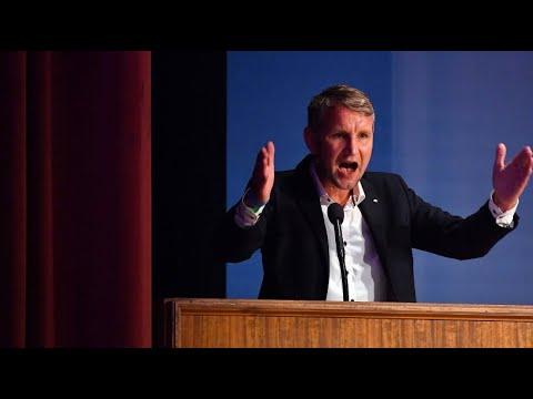 AfD: Höcke will »Abschiebeinitiative 2020« starten