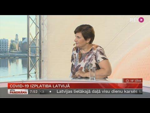 Rīta Panorāma: Saruna ar veselības ministri Ilzi Viņķeli