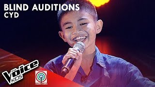 Video Cyd Pangca - Pangarap Na Bituin | Blind Auditions | The Voice Kids Philippines Season 4 MP3, 3GP, MP4, WEBM, AVI, FLV September 2019