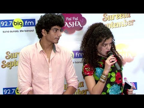 Video Palak Muchhal & Palash Muchhal Paying Tribute To Legendary Asha Bhosle download in MP3, 3GP, MP4, WEBM, AVI, FLV January 2017