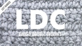 To download our guide with 5 Tips To Instantly Improve Your Crochet Skills, visit: http://newstitchaday.com/5crochettipsDESCRIPTIONThe Linked Double Crochet Stitch is a variation of the double crochet stitch. It creates a much closer and tighter fabric than the traditional double crochet. It has the same height of the traditional stitch, but it results in a much denser fabric. This makes this stitch great for projects that could use some density, but without the bulk of a single crochet stitch.MATERIALS USEDLion Brand Yarn Woolspun - Oxford GreyCrystal Palace Bamboo Crochet Hook - Size K (6mm)http://amzn.to/1aDcNCl (affiliate link)CREDITSFree Royalty Free Music provided by SmartSound Royalty Free Music.http://www.smartsound.com/royalty-free-music/free.html