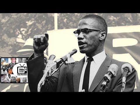 Malcolm X's Legendary Speech: